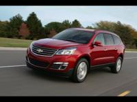 2012 CHEVROLET TRAVERSE LT-2 AWD. WITH 91333 MILES. AIR