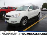 2LT AWD 7-PASSENGER WITH HEATED FRONT BUCKET SEATS &
