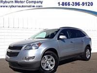 *This Chevrolet Traverse needs a new