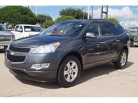 This 2012 Chevrolet Traverse LT w/1LT is offered to you