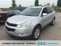 Chevrolet Traverse  Clean CARFAX. Odometer is 10295