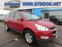 Options:  2012 Chevrolet Traverse Lt|Lt 4Dr Suv W/