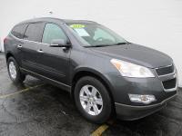 Options:  2012 Chevrolet Traverse Fwd 4D Wagon