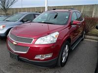2012 Chevrolet Traverse CARS HAVE A 150 POINT INSP, OIL