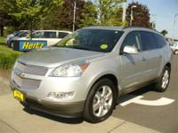 This 2012 Chevrolet Traverse LTZ is offered to you for