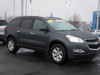 2012 CHEVROLET TRAVERSE WAGON 4 DOOR LS Our Location