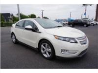 You can't go wrong with this 2012 Chevrolet Volt . It