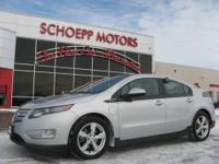 Save money and go Green with this Fantastic Volt! Extra