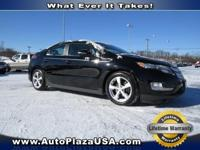 Be sure to take a look at this 2012 Chevrolet Volt, all