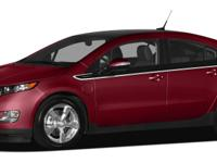 Why buy gas?  Instead buy this very nice Chevy Volt and
