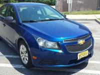 Selling my 2012 Chevy CRUZE 1.8 Liter engine with