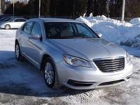 Well-behaved ride. Ride is as smooth silk. Chrysler has