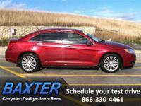2012 Chrysler 200 4dr Car LIMITED Our Location is: