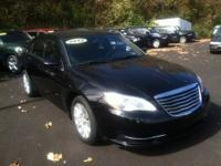 2012 Chrysler 200 4dr Car LX Our Location is: