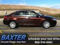 2012 Chrysler 200 4dr Car TOURING Our Location is: