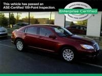 2012 Chrysler 200 4dr Sdn LX 4dr Sdn LX. Our Location
