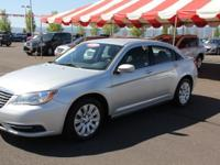2012 Chrysler 200 4dr Sedan LX LX Our Location is: