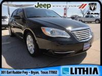2012 Chrysler 200 4dr Sedan Touring Touring Our