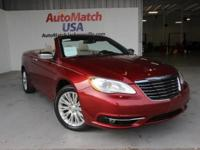 2012 Chrysler 200 Convertible Limited Our Location is: