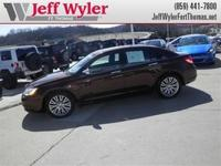Exterior Color: brown, Body: Sedan, Fuel: Flex Fuel,