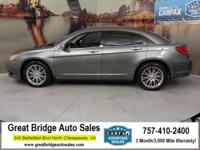 2012 Chrysler 200 CARS HAVE A 150 POINT INSP, OIL