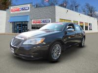 This 2012 Chrysler offered at Certicare  Huntington.