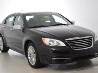 New Price! Chrysler 200 Limited Awards:   * 2012 IIHS