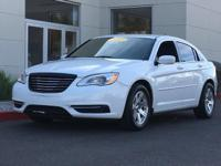 Just Reduced!   2012 Chrysler 200 LX We provide 145