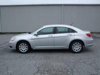 GAS SAVER! LATER MODEL! 2012 Chrysler 200 LX.