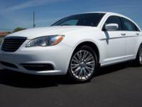 2012 Chrysler 200 LX 30K Mi.-----4-Wheel Disc Brakes,
