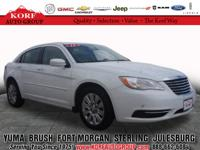 Exterior Color: white, Body: Sedan, Engine: 2.4 4 Cyl.,