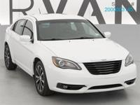 Exterior Color: bright white clear coat, Body: Sedan,