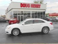 2012 Chrysler 200 Sedan LX Our Location is: Doug Henry