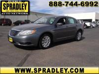 2012 Chrysler 200 Sedan LX Our Location is: Spradley