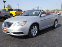 Exterior Color: silver, Body: Convertible, Engine: 3.6L