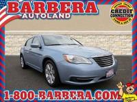Exterior Color: crystal blue pearlcoat, Body: Sedan,