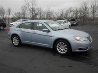 Looking for a clean, well-cared for 2012 Chrysler 200?