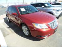 Safe and reliable, this Used 2012 Chrysler 200 Touring