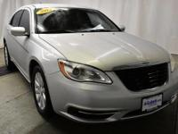 Check out this gently-used 2012 Chrysler 200 we