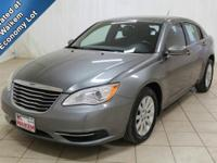 This 2012 Chrysler 200 should be the obvious choice for