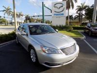2012 Chrysler 200 Touring in Bright Silver Metallic