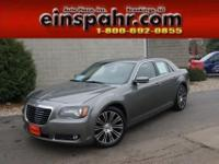 If you liked the looks of the 2012 Chrysler 300s, now