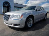 CARFAX 1-Owner. Bright Silver Metallic exterior and