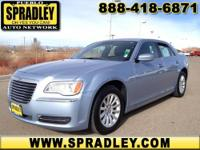 2012 Chrysler 300 4dr Car Our Location is: Spradley
