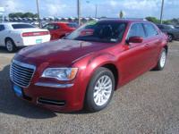 2012 Chrysler 300 4dr Rear-wheel Drive Sedan Base Base