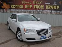 (512) 948-3430 ext.1622 This 2012 300 is priced in