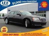 New Lee Hyundai of Goldsboro trade!. Automatic.