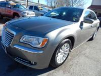 Auto World now has to offer you a 2012 Chrysler 300!!!
