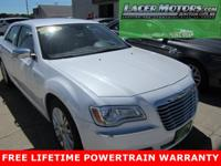AWD. 2012 Chrysler 300C 4D Sedan HEMI 5.7L V8 Multi
