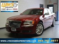 2012 Chrysler 300C, Backup Camera, Leather Seats, and